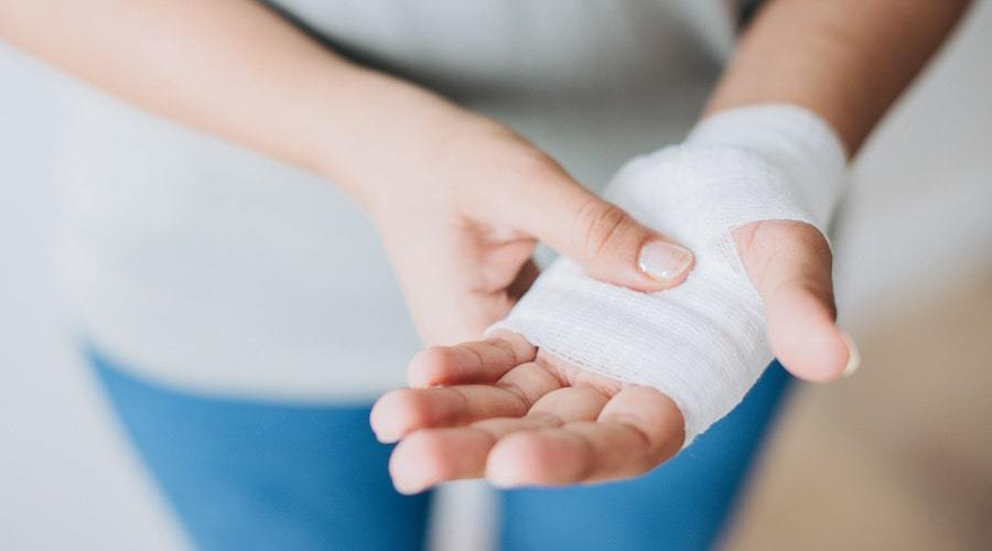 10 things to do when you have an accident at work